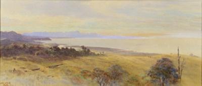 Golden Bay from Onekaka; John GULLY; 1884; 9