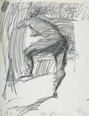 Nude Jane; Alan Pearson; 1988; 1210