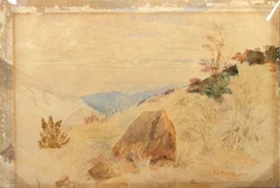 Dun Mountain House; John GULLY; 301