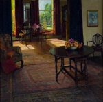 A London Studio Interior; Herbert RICHTER; 1939; 221