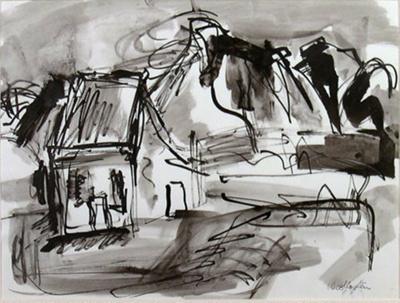 Cottage, Takaka; Toss WOOLLASTON; 1961; 481