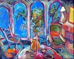 Room Study I; Jane EVANS; 1977; 989