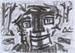 Self-portrait; Alan Pearson; 2004; 1197
