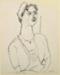 Cucumber Person; Toss WOOLLASTON; 1950; 471