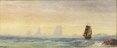 The Steeples, Westport; John GULLY; 1880; 13