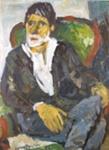 Portrait of Austin Davies; Toss WOOLLASTON; 1986; 778