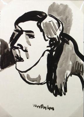 Evening Model, Greymouth; Toss WOOLLASTON; 1963; 479