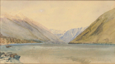 Rotoiti Afternoon; John GULLY; 341