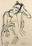 Greymouth Sitter; Toss WOOLLASTON; 1959; 712