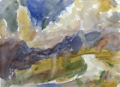 Grey River; Toss WOOLLASTON; 1967; 477