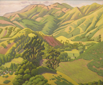 Nelson Landscape, Allen William, 1936, 552
