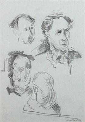 Arthur Prior and Girl; Toss WOOLLASTON; 1958; 473