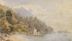 Lake Scene; John GULLY; 1885; 339