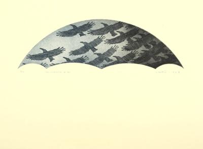 The Umbrella #2; Barry CLEAVIN; 1998; 1345