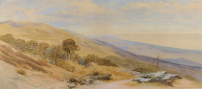 Looking Towards the Mouth of the Buller; John GULLY; 5