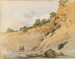 Study of Rock Formation at the Basin, Nelson; John GULLY; 16