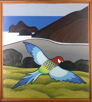 Rosella Te Henga II; Don BINNEY; 1971; 864