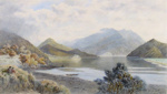 Cable Bay from Maori Pa, Gully John, 1882, 34