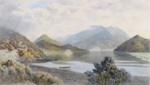 Cable Bay from Maori Pa, Gully John, 1882, 34