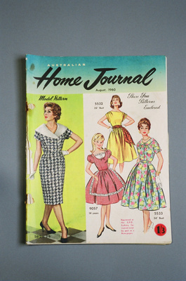 Australian Home Journal; John Sands Pty Ltd; 1960; 2004/0155