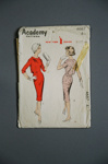 Academy Dress Pattern; Academy Pattern Company Ltd; 2004/0110