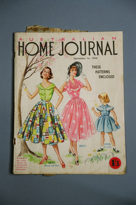 Australian Home Journal; John Sands Pty Ltd; 1956; 2004/0070