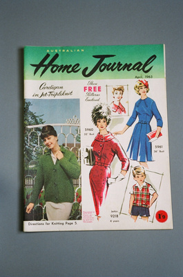 Australian Home Journal; John Sands Pty Ltd; 1963; 2004/0156