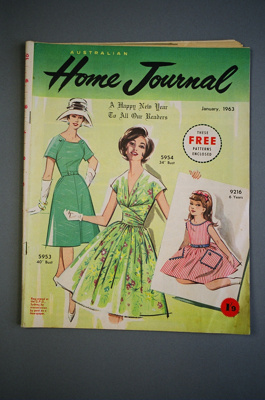 Australian Home Journal; John Sands Pty Ltd; 1963; 2004/0082