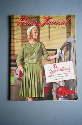 Australian Home Journal; John Sands Pty Ltd; 1960; 2004/0109