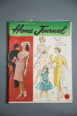 Australian Home Journal; 1962; 2004/0080