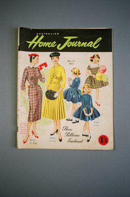 Australian Home Journal; John Sands Pty Ltd; 1957; 2004/0074
