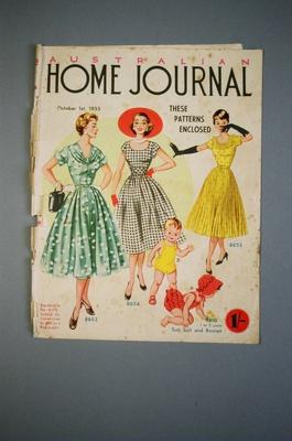 Australian Home Journal; John Sands Pty Ltd; 1955; 2004/0094