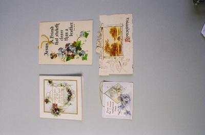 Card; 2004/0589