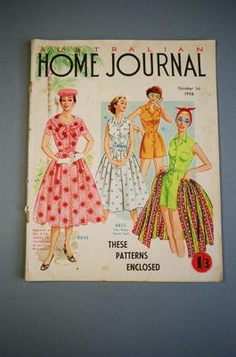 Australian Home Journal; John Sands Pty Ltd; 1956; 2004/0073
