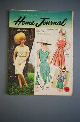 Australian Home Journal; 1961; 2004/0103
