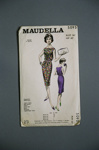 Maudella Dress Pattern; Maudella Patterns Co. Ltd; 2004/0112