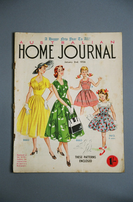 Australian Home Journal; John Sands Pty Ltd; 1956; 2004/0085