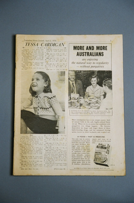 Australian Home Journal; 1956; 2004/0084