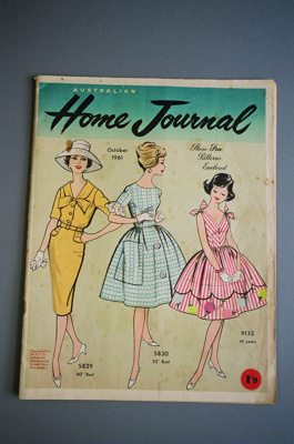 Australian Home Journal; 1961; 2004/0101