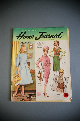 Australian Home Journal; John Sands Pty Ltd; 1961; 2004/0072
