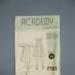 Academy Skirt Pattern; NZ CuttersAcademy of Auckland; 2004/0178