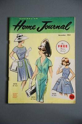 Australian Home Journal; John Sands Pty Ltd; 1963; 2004/0079