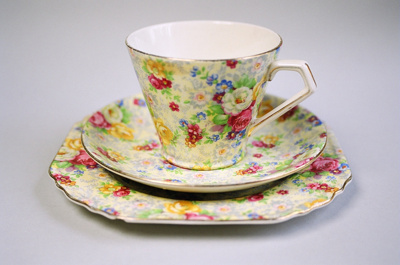 Tea cup; BCM Nelson Ware; 2004/0703