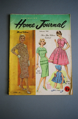 Australian Home Journal; John Sands Pty Ltd; 1961; 2004/0099