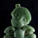 Hei Tiki, 1500-1800, New Zealand, E163.254