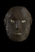 Koruru (carved human face), after 1800, New Zealand, E195.2