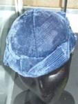 Velvet hat, Unknown, c.1930, 2003.238.0003