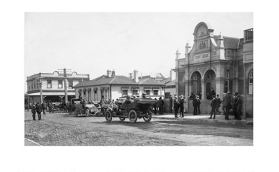 "Photo of opening of  ""Old Court House"", 1"