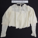 Blouse c.1900; Unknown; c.1900; 1999_43