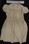 Child's dress; Unknown; 1940-50's; 2007_55_2